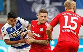 Duisburg vs Holstein Kiel