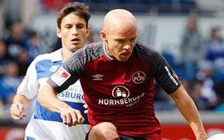 Duisburg vs Nurnberg