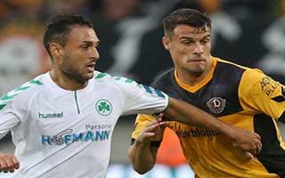 Dynamo Dresden vs Greuther Furth