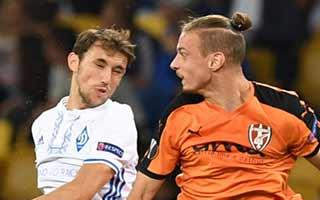 Dynamo Kyiv vs Skenderbeu