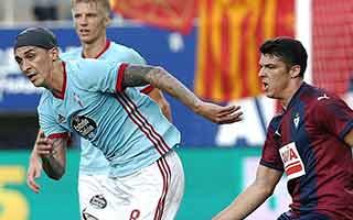 Eibar vs Celta Vigo