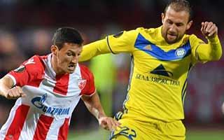 FK Crvena Zvezda vs BATE Borisov