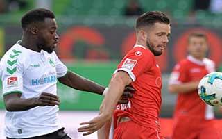 Greuther Furth vs Fortuna Duesseldorf