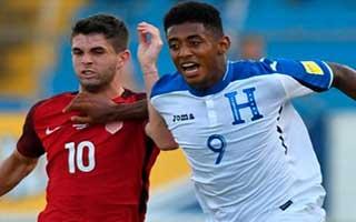 Honduras vs United States