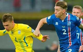 Iceland vs Ukraine