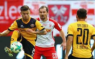 Jahn Regensburg vs Dynamo Dresden