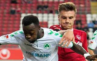 Kaiserslautern vs Greuther Furth