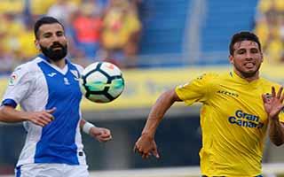 Las Palmas vs Leganes