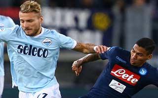 Lazio vs Napoli