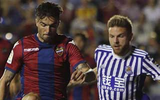 Levante vs Real Sociedad