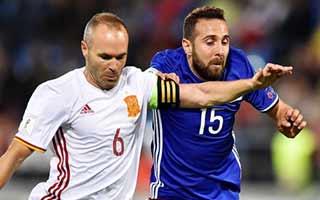 Liechtenstein vs Spain
