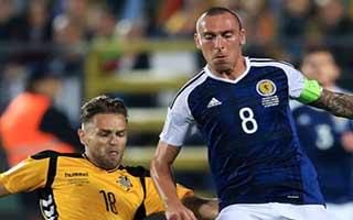Lithuania vs Scotland