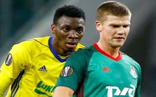 Lokomotiv Moscow vs Zlin
