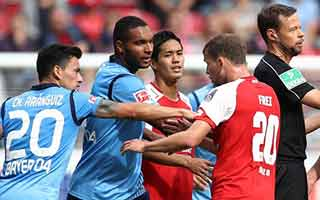 Mainz vs Bayer Leverkusen