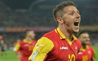 Montenegro vs Romania