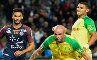 Montpellier vs Nantes