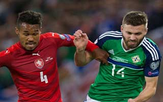 Northern Ireland vs Czech Republic