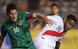 Peru vs Bolivia