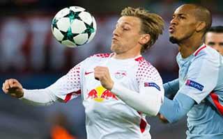 RasenBallsport Leipzig vs AS Monaco