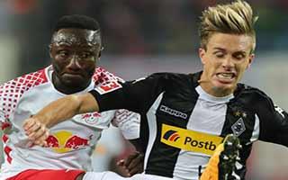 RasenBallsport Leipzig vs Borussia Monchengladbach