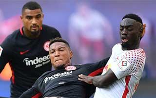 RasenBallsport Leipzig vs Eintracht Frankfurt