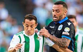 Real Betis vs Deportivo La Coruna