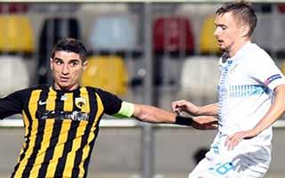 Rijeka vs AEK Athens