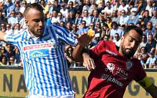 SPAL 2013 vs Cagliari
