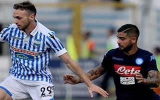 SPAL 2013 vs Napoli