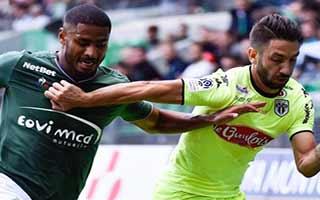 Saint-Etienne vs Angers