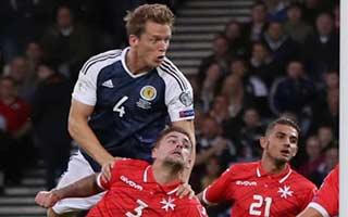 Scotland vs Malta
