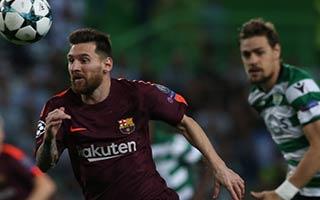 Sporting CP vs Barcelona