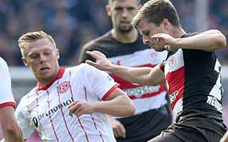 St. Pauli vs Fortuna Dusseldorf
