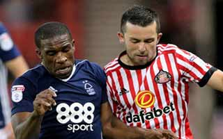 Sunderland vs Nottingham Forest