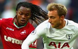 Tottenham Hotspur vs Swansea City