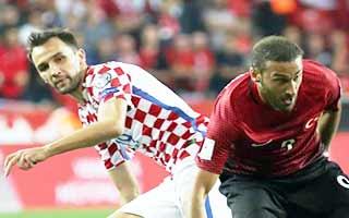 Turkey vs Croatia