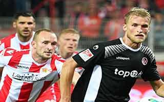 Union Berlin vs Kaiserslautern
