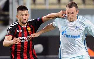 FK Vardar Skopje vs Zenit