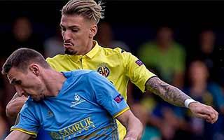 Villarreal vs Astana