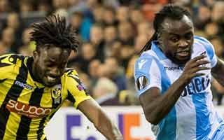Vitesse vs Lazio