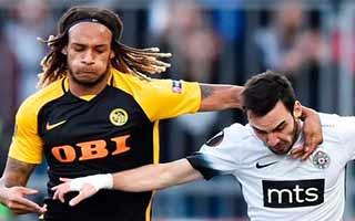 Young Boys vs Partizan Beograd