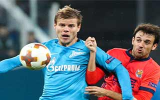 Zenit vs Real Sociedad