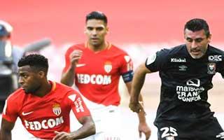 AS Monaco vs Caen