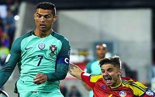 Andorra vs Portugal