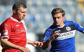 Arminia Bielefeld vs Fortuna Duesseldorf