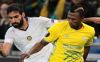 Astana vs Maccabi Tel Aviv