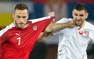 Austria vs Serbia
