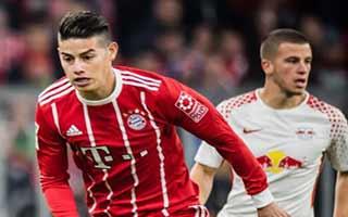 Bayern Munich vs RasenBallsport Leipzig