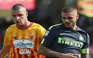 Benevento vs Inter