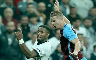 Besiktas vs Trabzonspor